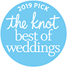 The Knot Award Best of Weddings 2019 Pick
